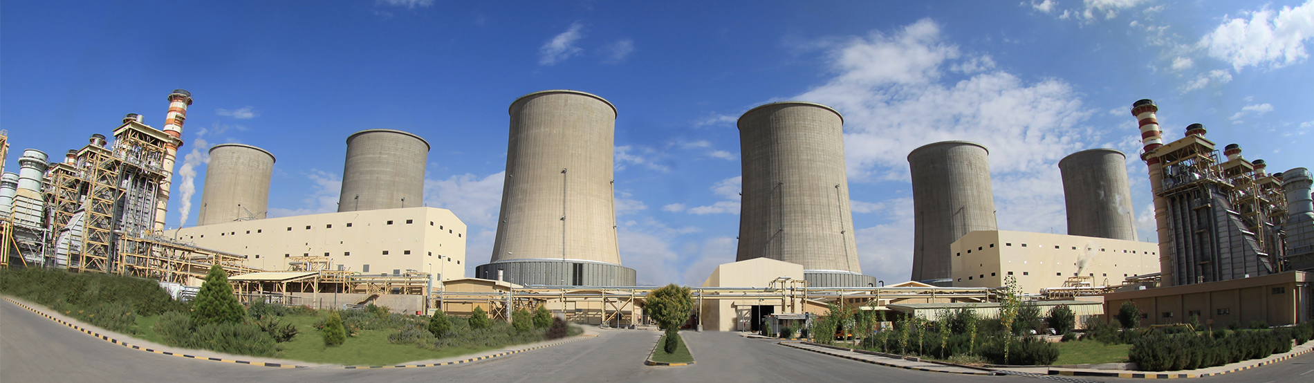 Damavand Combined Cycle Power Plant